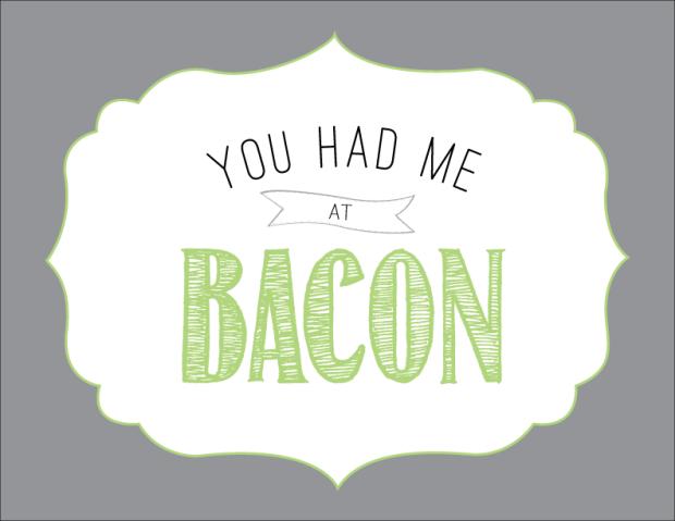 bacon-green