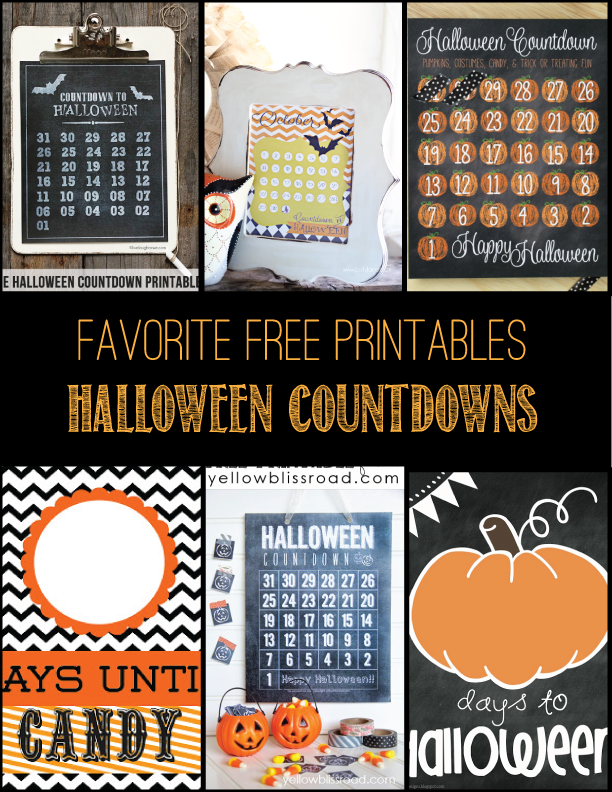Halloween-Countdown-Display