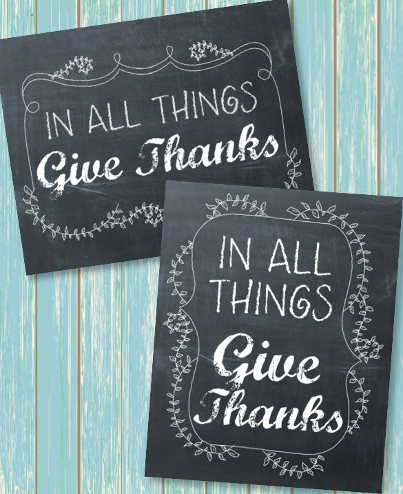 give_thanks_printables