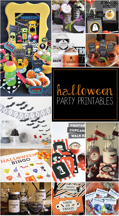 Halloween-party-Printables-Display