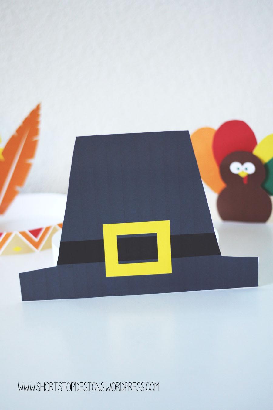 Thanksgiving Pilgrim Hats Pilgrim Hat Color – Download