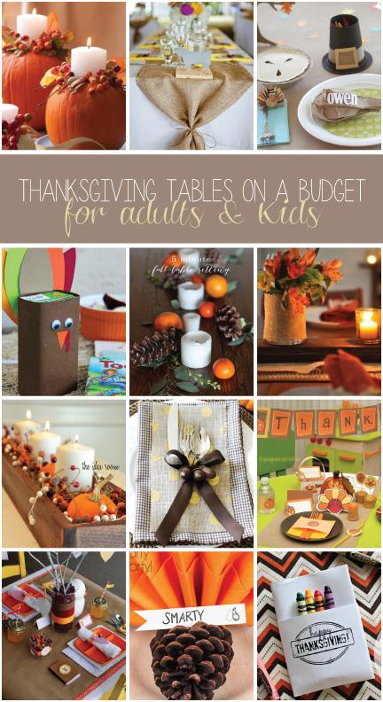 THanksgiving-Table-Display