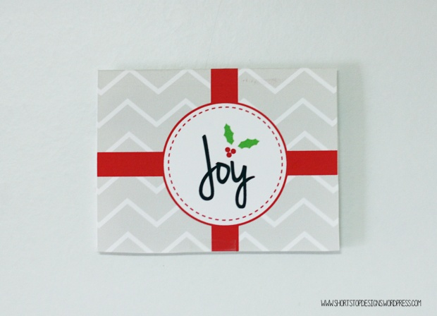 Gift Card Brown