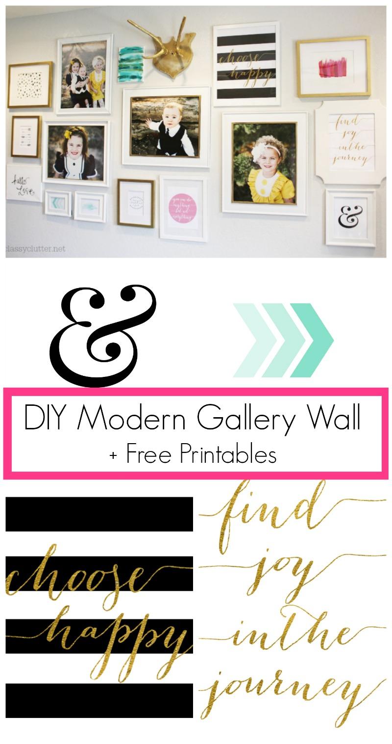 Friday Favorites: Wall Art Printables