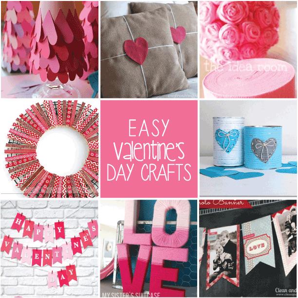 Valentine's-Crafts-Display