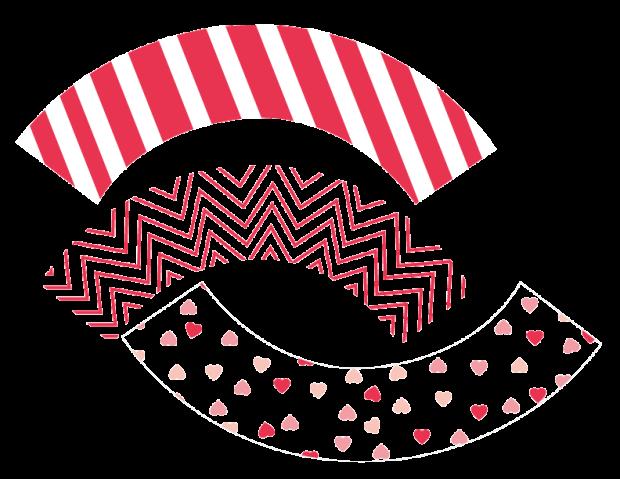 valentines-cupcake-wrappers-dark-pink
