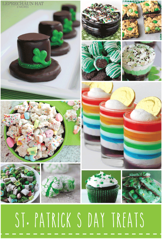 St.-patrick's-day-treats-display