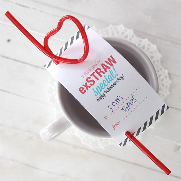 valentine-straw-easy-cheap-idea-day-card