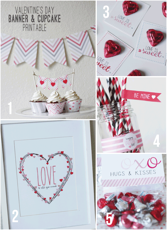 Valentine's-Printables-Display