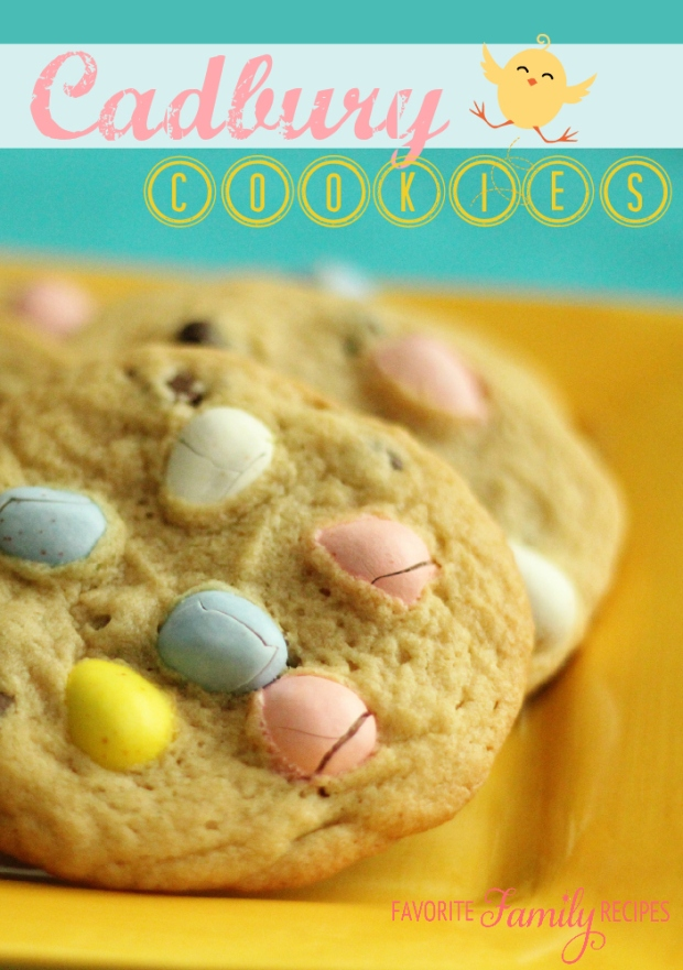 Cadbury-Cookies