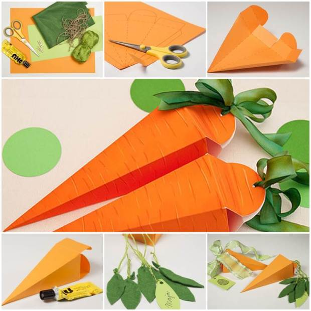 DIY-Cute-Carrot-Shaped-Gift-Box-1