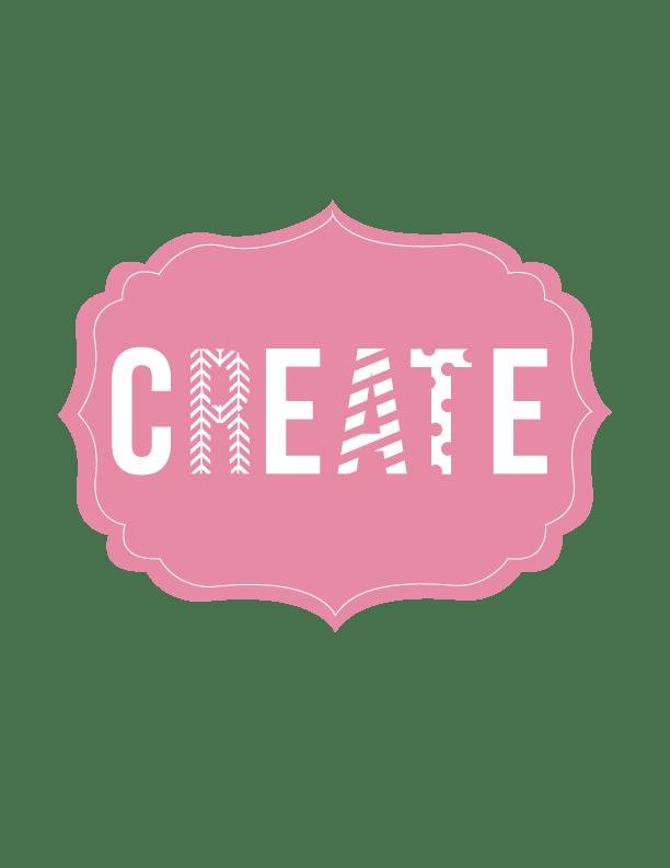 Create-Print-Pink