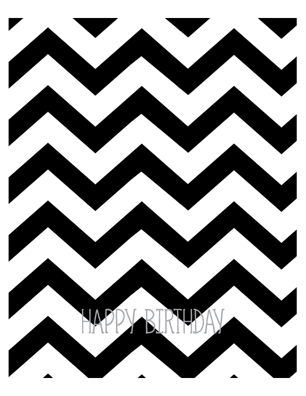 Birhtday-Chevron-black-