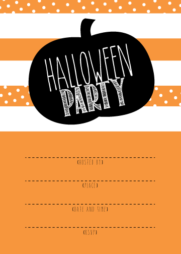 halloween-invitation-display