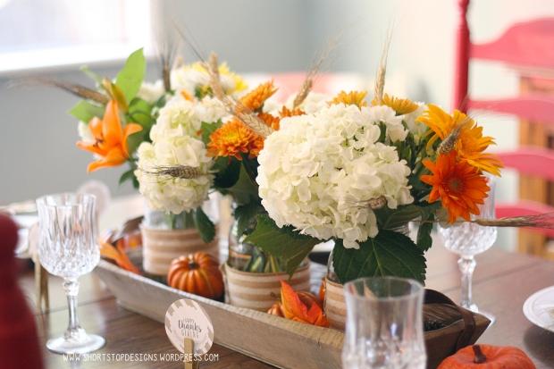 Thanksgiving Centerpiece 6