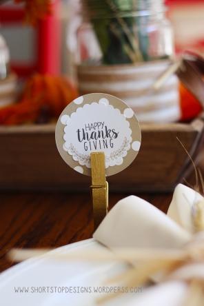 Thanksgiving Centerpiece 8